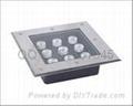LED洗牆燈9W
