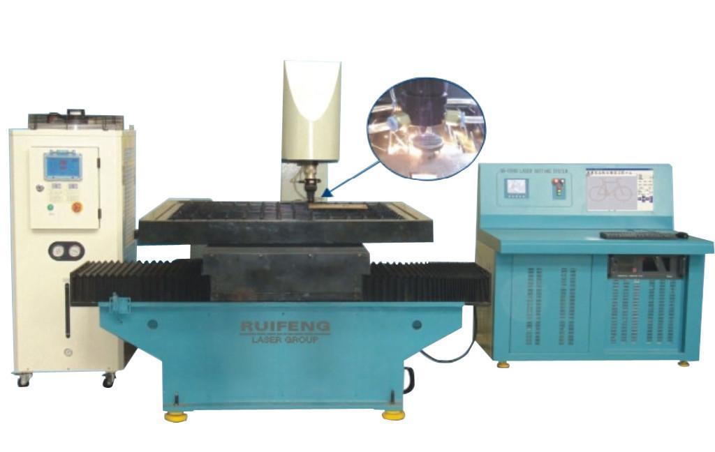 TML-Q500精密激光切割机 1