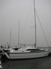 供应26尺帆船现货