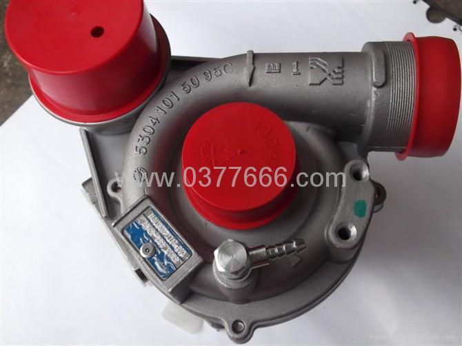 LingYu passat turbocharger 1