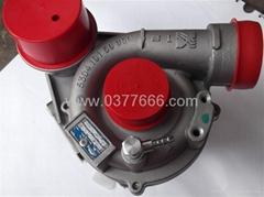 LingYu passat turbocharger