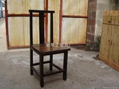 高級碳化椅子