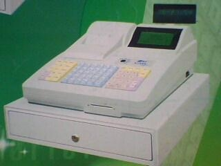 cash register cash register, time recorder cash register, 高清图片