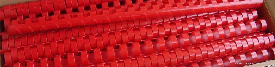 plastic binding combs 4