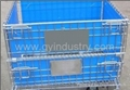 Wire mesh container  2