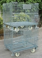 Wire mesh container  3