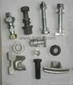 all kinds of hub bolts ( wheel bolts )
