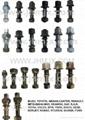Wheel bolt / Hub bolt for Trucks