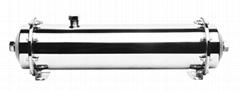 2000L/H不鏽鋼淨水器筒體批發採購供應