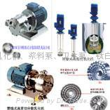 colloid mill & pump