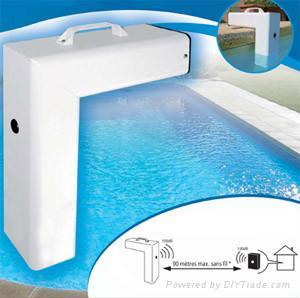 SWIMMING POOL ALARM - PA-01A/02A