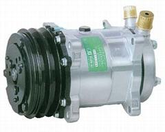 5H14 Car Compressor