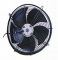 R SERIES AXIAL FAN MOTOR