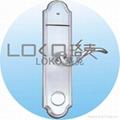 Electronic hotel door lock 2