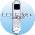 Electronic hotel door lock 4