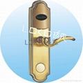 Electronic hotel door lock 5