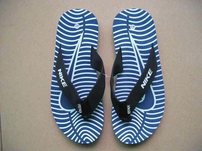 海绵 手工制作拖鞋