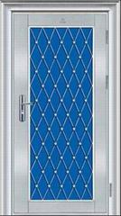 不鏽鋼門9049