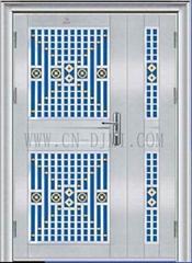 不鏽鋼門9091