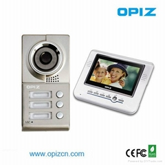 video door camera for apartment
