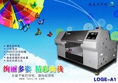 世博会展览设备—自动清洗喷头的万能打印机