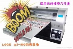 亞運會指定印刷用品牌-高清晰  平板打印機