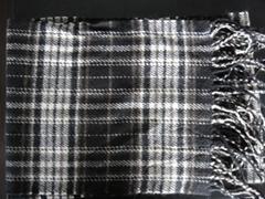 高级羊毛围巾
