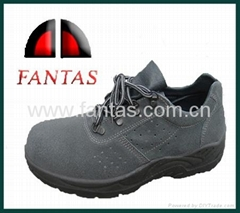 S1, S1P standard safety ankle boots