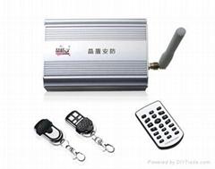 晶盾供應GSM遠程控制汽車防盜報警器