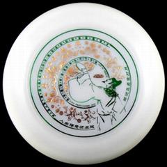 175 Gram Ultimate Disc/ Frisbee- Nite Glow