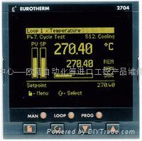歐陸2704/2704F溫度/壓力/程序/碳勢控制器