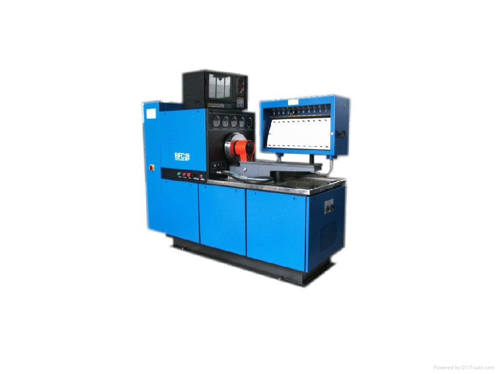 Electronics Test Bench : Diesel fuel injection pump test bench bfb bfchina