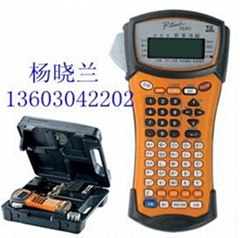 兄弟标签机PT-1650电力行业专用线缆标签机