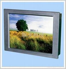供應10.4寸LCD工業顯示器