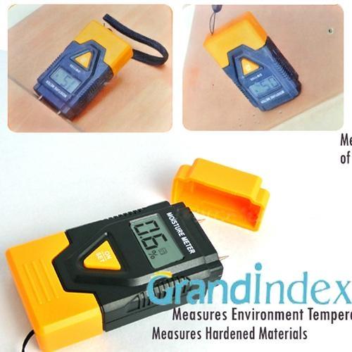 Wood moisture meter DM1100 with digital display 1