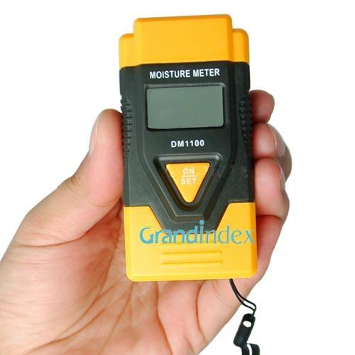 Wood moisture meter DM1100 with digital display 2