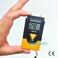 Wood moisture meter DM1100 with digital display 5
