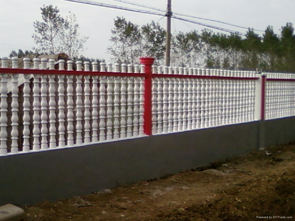 水泥藝朮圍欄 3