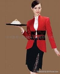 蘇州酒店制服