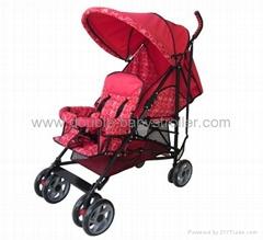 前後坐臥嬰儿手推車(多項專利)