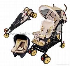 baby tandem buggy stroller