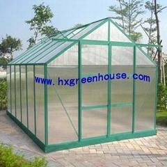 High quality aluminum hobby greenhosue
