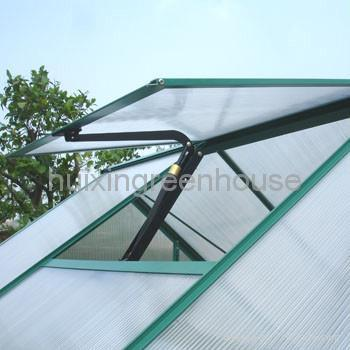 Automatic vent opener for hobby greenhouse - HX-T312