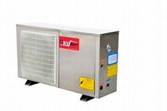 科阳热泵2P水循环工程机