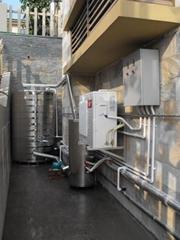 定温放水执泵