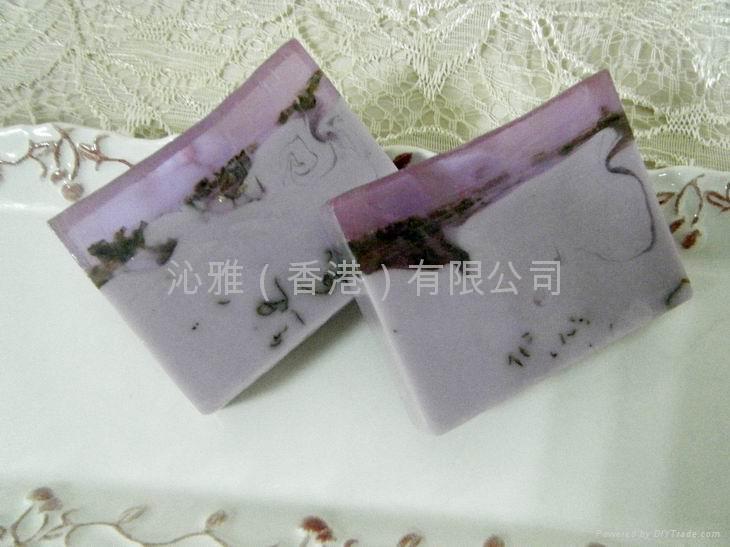 熏衣草精油皂 1
