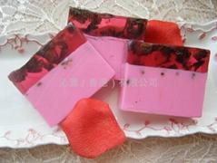 玫瑰精油皂