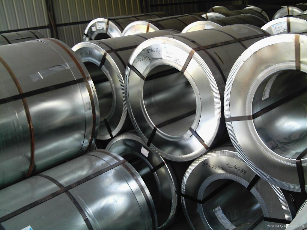 Hot-dipped galvanized steel coil 2