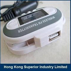 car fm transmitter for ipbone 1GB-16GB