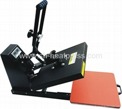 Auto-open Drawer High Pressure Heat Press Machine